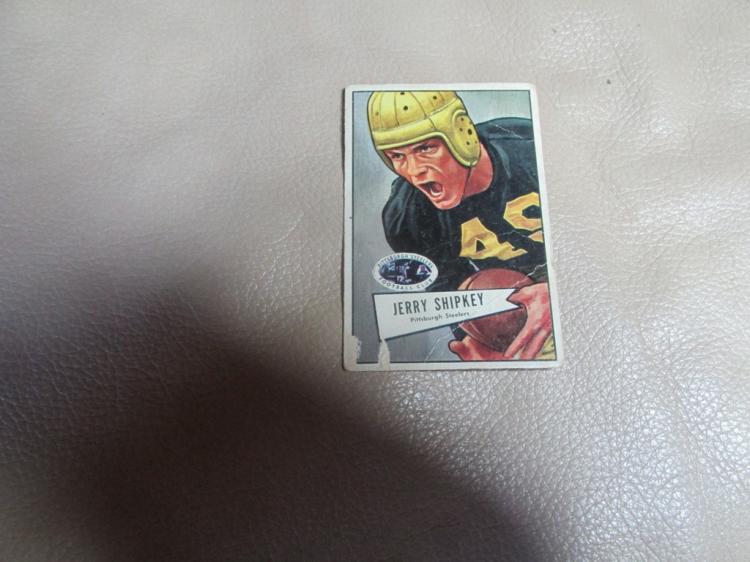 Gerald Sipkey card #139