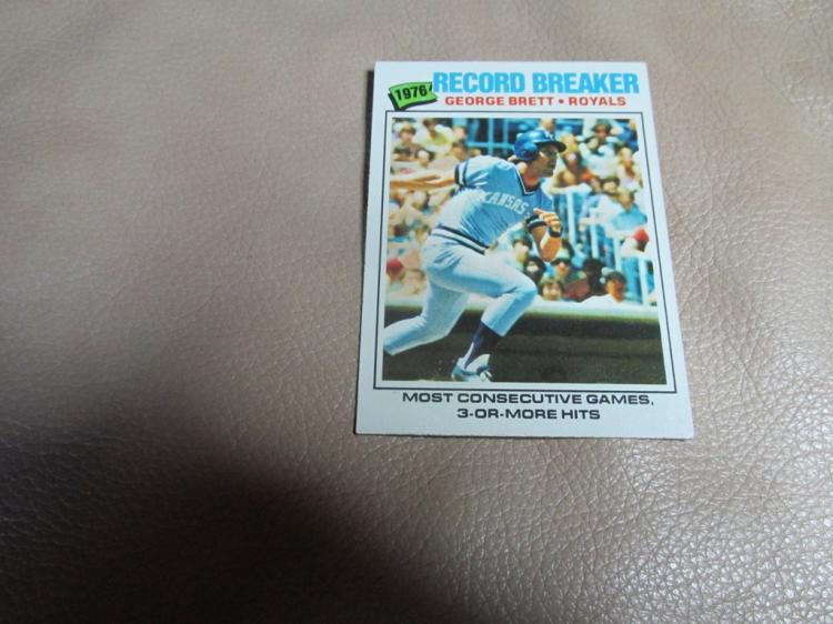 George Brett card #231