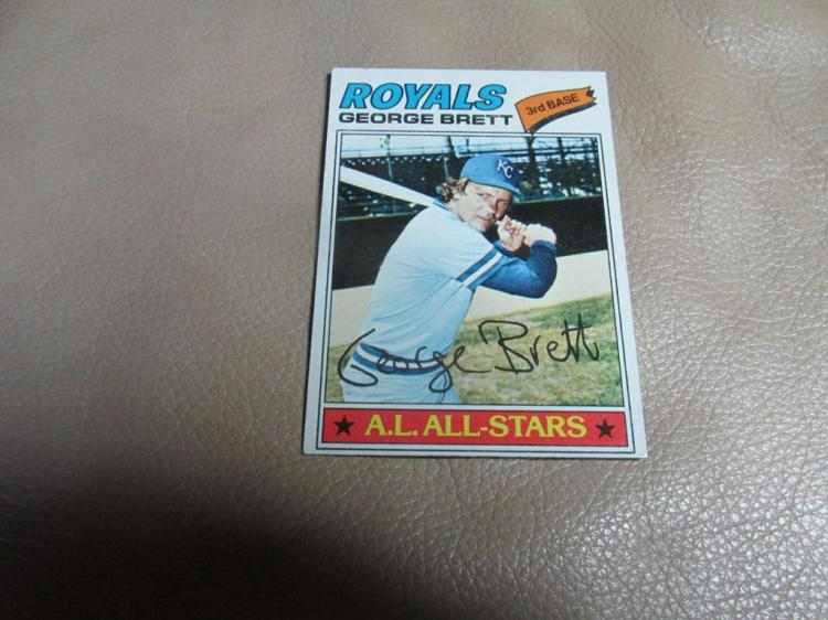 George Brett card #580