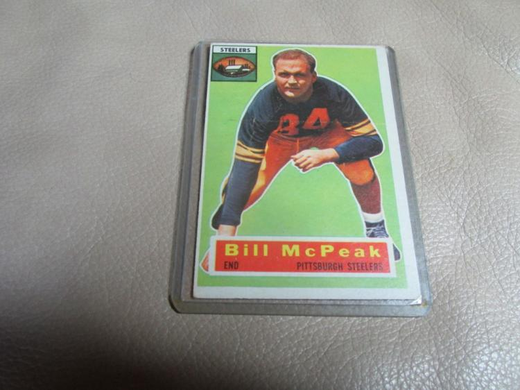 William McPeak card #99
