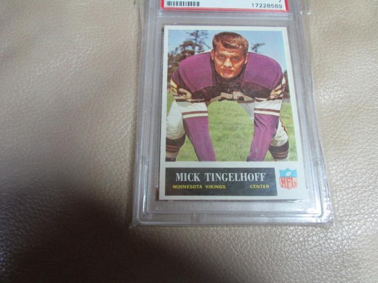 Mick Tingelhoff card