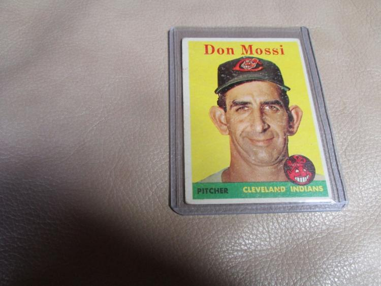 Don Mossi card #35