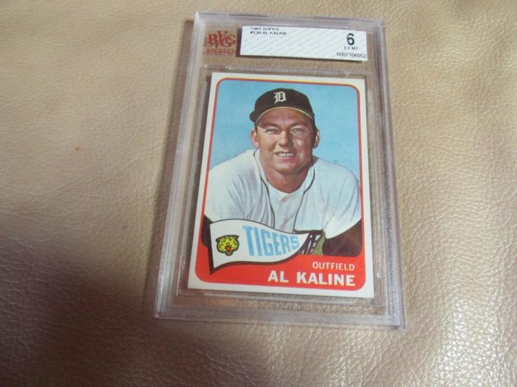 Al Kaline card #130