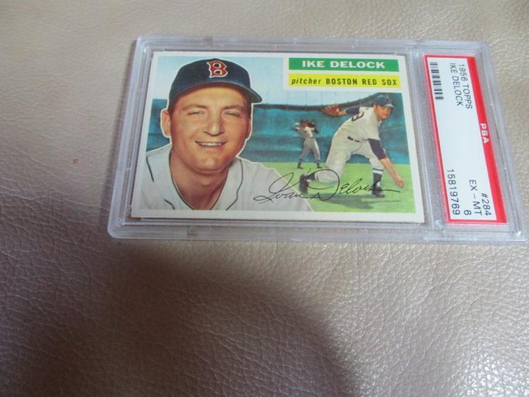 Ike Delock card #284