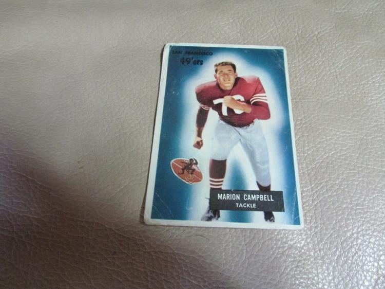 Marion Campbell card #94