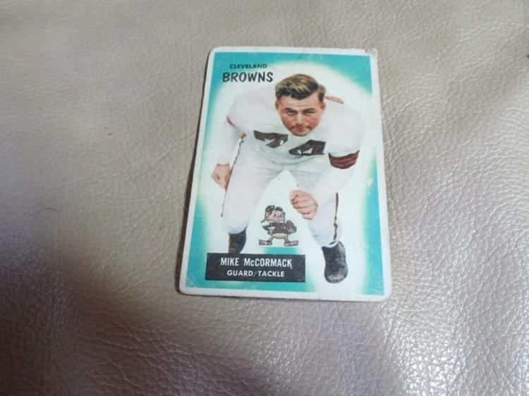 Mike McCormack card #2