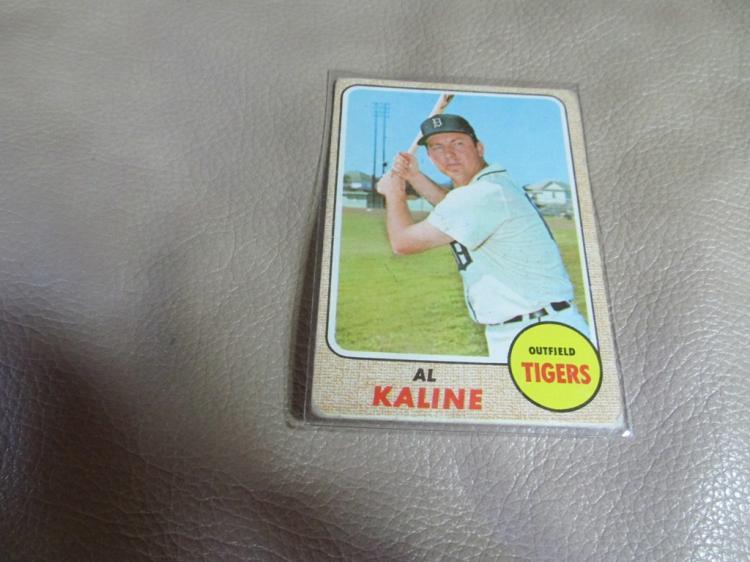 Al Kaline card #240