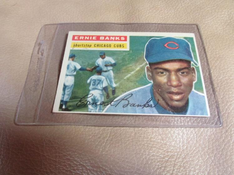 Ernie Banks card #15