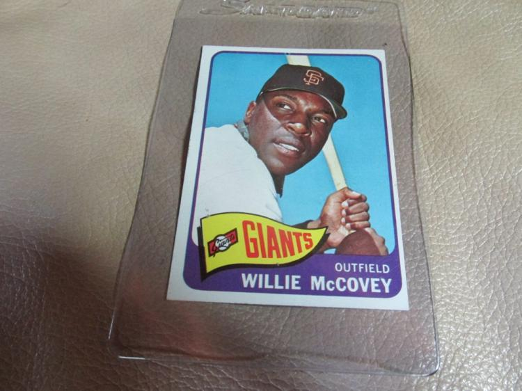 Willy McCovey card # 176