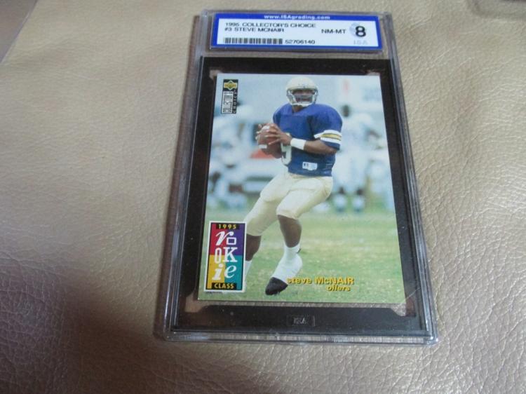 Steve McNair card #3