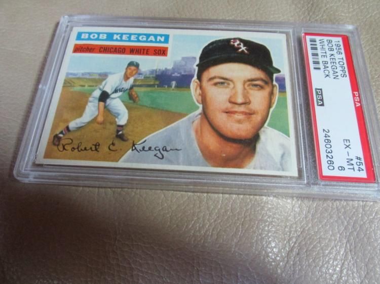 Bob Keegan card #54