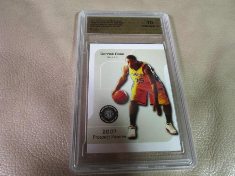 Derek Rose rookie card