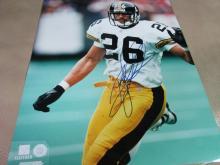 Rod Woodson autographed photo