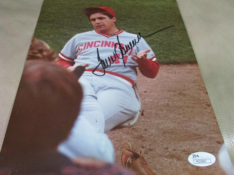 Tom Seaver autographed photo