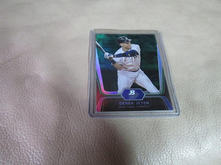 Derek Jeter card #14