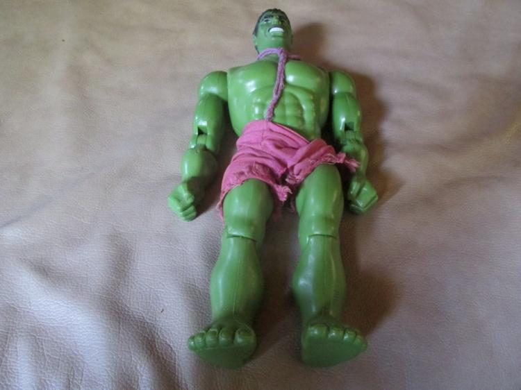 1970 Incredible Hulk Mego Doll