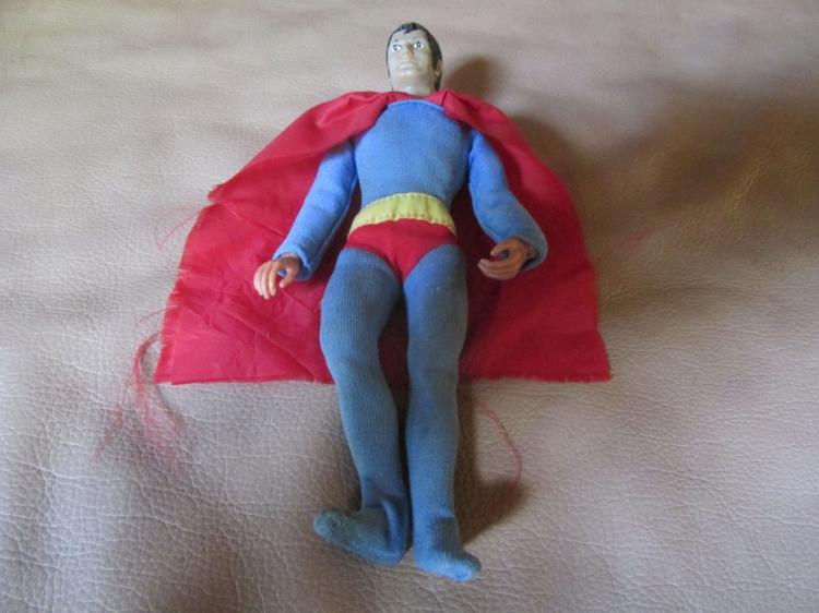 1970 Superman Mego Doll