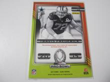 Lot 6: 2017 PANINI FOOTBALL TRAVIS FREDERICK PIECE OF GAME USED JERSEY CARD