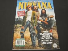 Lot 79: NIRVANA SIGNED AUTOGRAPHED MAGAZINE COA DAVE,