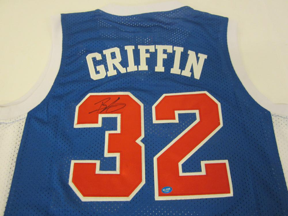 BLAKE GRIFFIN SIGNED AUTOGRAPHED CLIPPERS JERSEY COA