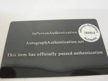 Lot 124: BEN ROETHLISBERGER SIGNED AUTOGRAPHED STEELERS MINI HELMET COA