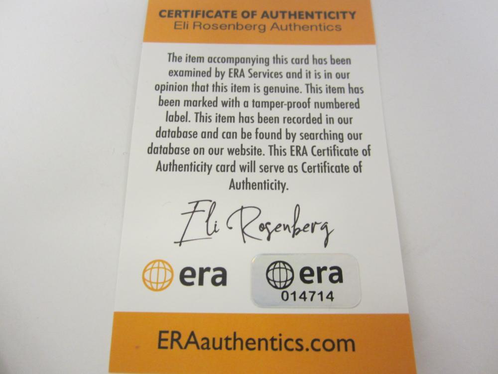 Lot 122: ROB GRONKOWSKI SIGNED AUTOGRAPHED PATRIOTS JERSEY COA