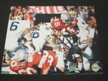 Lot 158: ARCHIE GRIFFIN SIGNED AUTOGRAPHED OHIO STATE 8X10 COA
