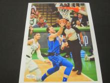 Lot 160: LUKA DONCIC SIGNED AUTOGRAPHED MAVERICKS 8X10 COA