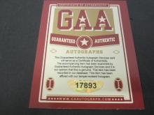 Lot 196: BAKER MAYFIELD SIGNED AUTOGRAPHED MAGAZINE COA