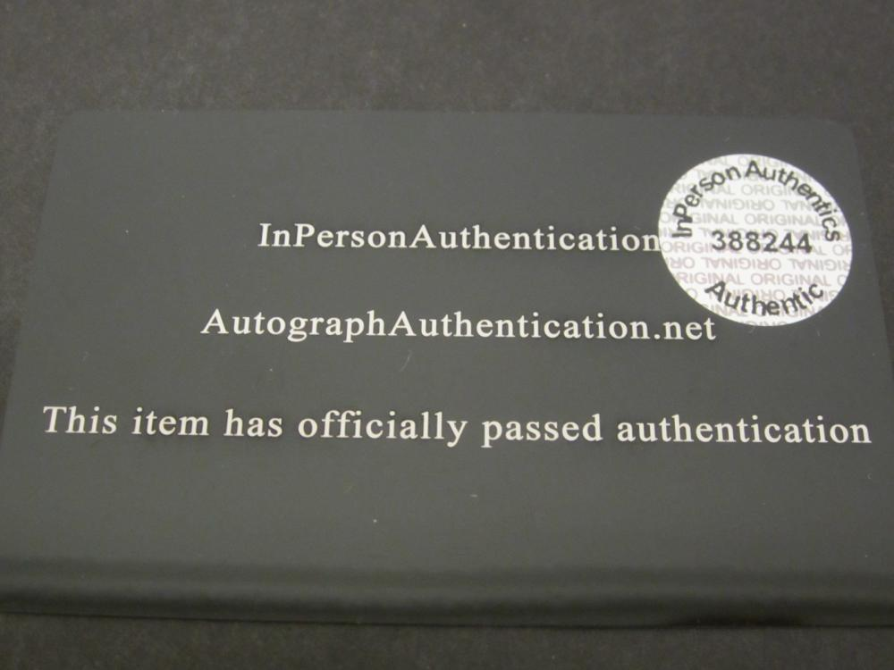 Lot 230: JOHN FOGGERTY SIGNED AUTOGRAPHED RECORD COA