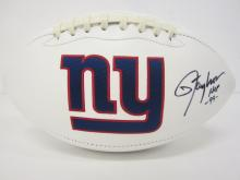 Lot 267: LAWRENCE TAYLOR SIGNED AUTOGRAPHED GIANTS FOOTBALL COA