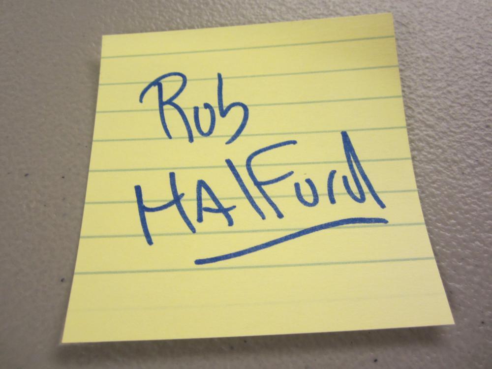 Lot 357: ROB HALFORD SIGNED AUTOGRAPHED MAGAZINE COA