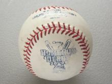Lot 490: RYAN HOWARD SIGNED AUTOGRAPHED GAME USED ALL STAR BASEBALL COA
