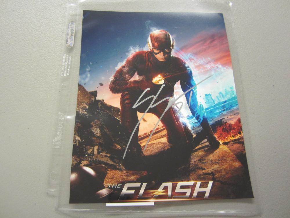 Lot 523: GRANT GUSTIN SIGNED AUTOGRAPHED 8X10 COA