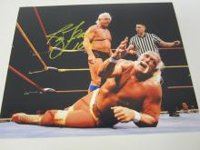 Lot 643: Ric Flair WWE signed autographed 8x10 Photo Certified Coa