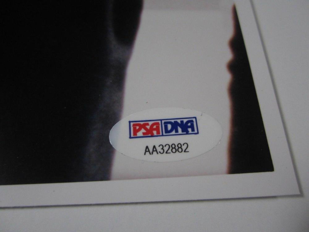 Lot 763: Al Pacino (Actor) Signed Autographed 8x10 Photo PSA/DNA CoA