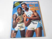 Lot 766: Michael Jordan Issue Sports Illustrated Magazine (Nov 28, 1983) No Address Label