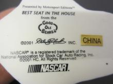 Lot 774: DALE EARNHARDT BEST SEAT IN THE HOUSE GOOD OLE BEARS FIGURINE COLLECTION