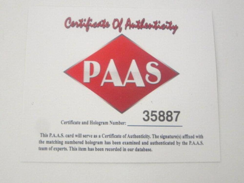 Lot 788: Larry Holmes Signed Autographed Framed Ltd Ed Large 1978 Litho Certified CoA