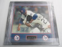 Lot 803: Nolan Ryan Rangers Signed Autographed Framed 16x20 Photo Certified CoA
