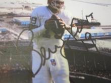 Lot 809: Kosar/Byner/Mack/Slaughter +2 Cleveland Browns Signed Framed 16x20 Photo JSA CoA