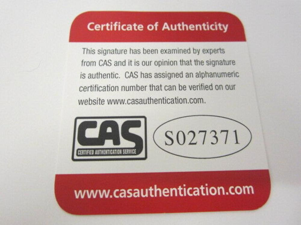 Lot 833: Maurice Jones Drew Jaguars Signed Autographed Full Size Authentic Helmet Certified CoA