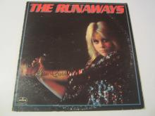 Lot 858: Cherie Currie Signed Autographed The Runaways Record Cover JSA CoA