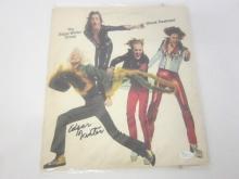 Lot 865: Edgar Winter Group Signed Autographed Vinyl Record Album Cover JSA CoA