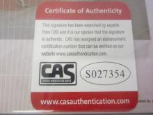 Lot 866: Patrick Moraz Signed Autographed Time Code Record Album Certified CoA