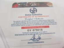 Lot 936: TEKNIKZ(TRAVIS PORTER)BAND SIGNED AUTOGRAPHED MUSIC 8X10 GAI COA