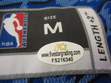 Lot 941: Kyrie Irving Cavaliers Signed Autographed Jersey FIVESTAR Certified
