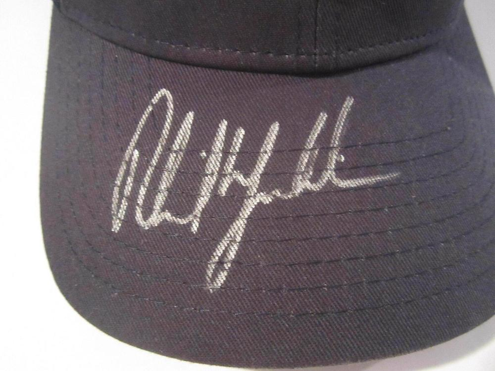 Lot 977: Phil Mickelson PGA Signed Autographed KPMG Hat Certified CoA