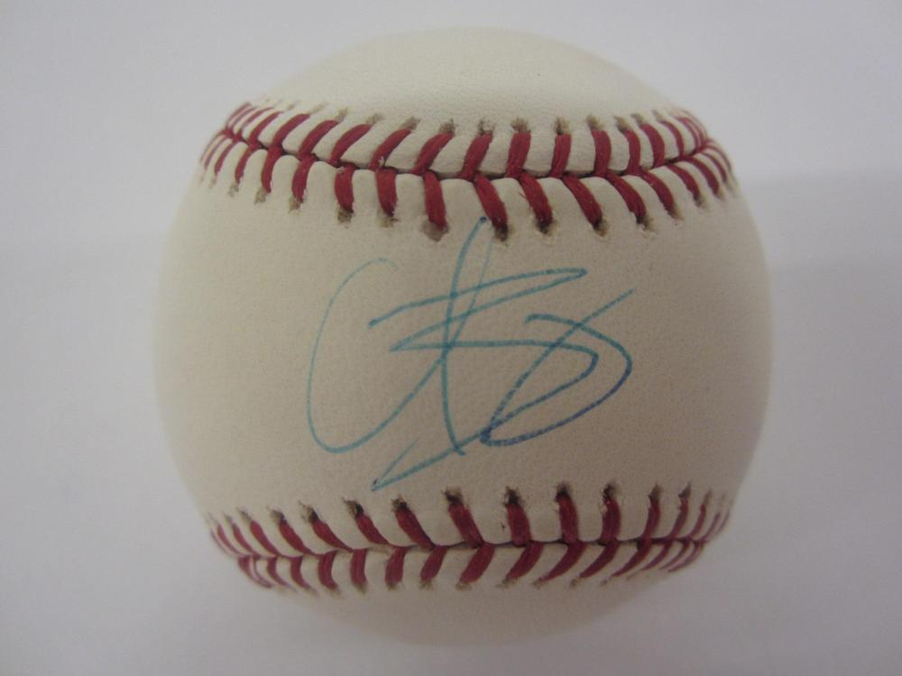 Lot 1016: CURT SCHILLING RED SOX SIGNED AUTOGRAPHED BASEBALL CERTIFIED PSA/DNA FIVESTAR HOLO
