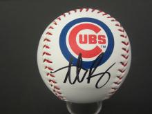 Lot 1041: ANTHONY RIZZO CUBS SIGNED AUTOGRAPHED BASEBALL CERTIFIED COA